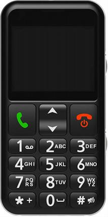 Teléfono móvil Swissvoice B24 2G