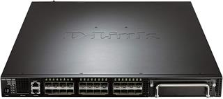 Switch D-Link DXS-3600-32S/SI 24puertos 10Gigabit ...