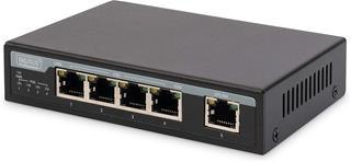 Switch Digitus DN-95320 4puertos fast ethernet ...