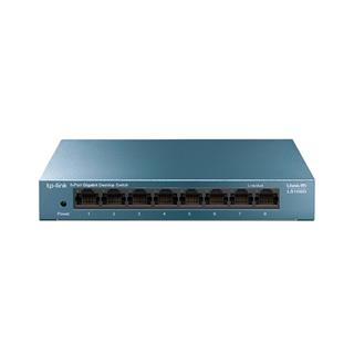 SWITCH 8 PUERTOS GIGABIT TP-LINK LITE WAVE