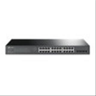 TP-LINK SWITCH SMART POE+  24 PORT+ JETSTREAM·