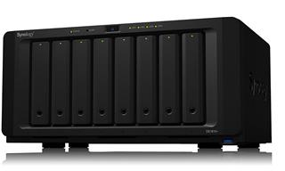 SYNOLOGY DS1819+8 BAY 2.1GHZ QC 4GBDDR4 4X GBE 4X ...