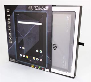 "TABLET TALIUS ZIRCON 1016 10.1""  4G(LTE) 4GB 64GB ..."