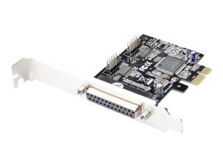 Tarjeta adaptador Digitus DS-30040-2 PCIe serial