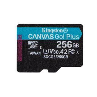Tarjeta de memoria MicroSD Kingston 256GB Canvas ...
