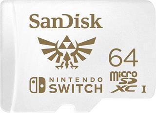 Tarjeta de memoria Sandisk MicroSDXC 64GB UHS-I ...