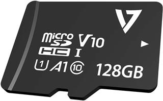 Tarjeta de memoria V7 128GB MICRO SDXC V30 U3 A1 ...