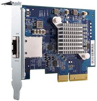 Tarjeta de red Qnap QXG-10G1T 10GBE PCIE GEN3 X4