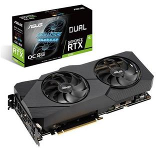 Tarjeta Gráfica  Asus Dual GeForce RTX 2080 A8G EVO 8GB GDDR6