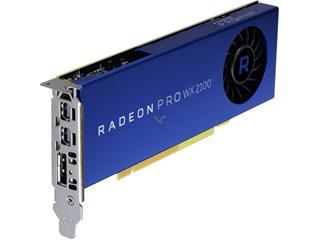 Tarjeta Gráfica AMD Radeon Pro WX 2100 2GB GDDR5