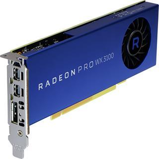 Tarjeta Gráfica AMD Radeon Pro WX 3100 4GB GDDR5