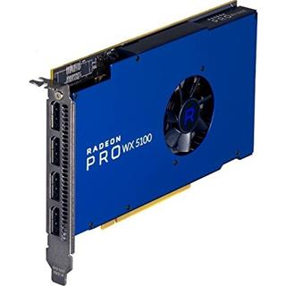 Tarjeta Grafica Amd Radeon Pro WX 5100 8GB PCIE 3.0 16X 4x DP Re