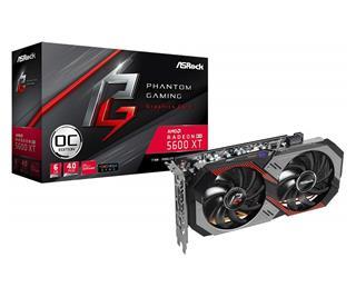Tarjeta gráfica Asrock Radeon RX5600 XT Phantom ...