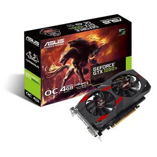 VGA ASUS GTX 1050TI CERBERUS 4GB