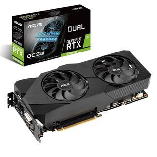 Tarjeta gráfica Asus Dual GeForce RTX 2060 Super EVO OC Edition