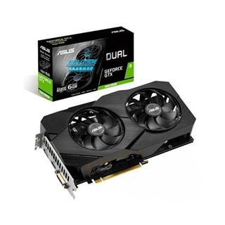 VGA ASUS GEFORCE GTX 1660 SUPER 6GB GDDR6 EVO DUAL