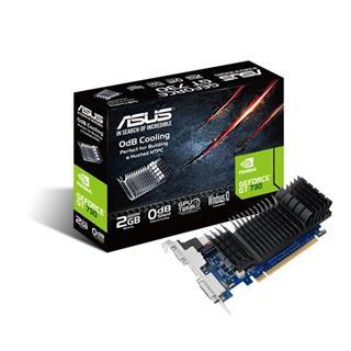 Tarjeta gráfica ASUS GEFORCE GT730 2GB GDDR5 R.PASIVA VGA HDMI D