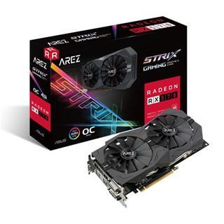 Tarjeta Gráfica ASUSTEK RADEON AREZ-STRIX-RX570-O4G-GA  4GB DDR5