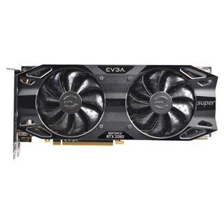 Tarjeta gráfica EVGA GeForce RTX 2080 Super Black Gaming 8GB GDD