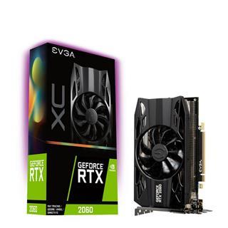 Tarjeta Gráfica EVGA GF RTX 2060 XC GAMING 6GB GDDR6