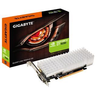 TARJETA GRÁFICA GIGABYTE GT 1030 SILENT LOW PROFILE 2GB GDD