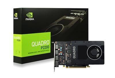 VGA NVIDIA QUADRO P2200 5GB BULK