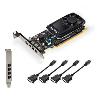Tarjeta gráfica PNY Quadro P620 2GB GDDR5 DVI V2