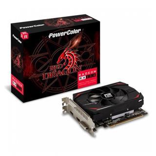 Tarjeta gráfica PowerColor Red Dragon Radeon RX ...