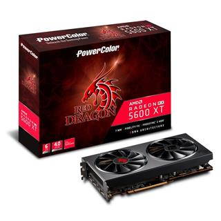 Tarjeta gráfica PowerColor Red Dragon RX 5600XT ...