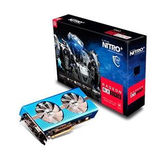 TARJETA GRÁFICA SAPPHIRE RX590 NITRO+ 8GB GDDR5