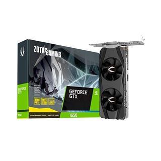 TARJETA GRÁFICA ZOTAC GTX 1650 LP 4GB GDDR5