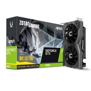 Tarjeta Gráfica ZOTAC GTX 1660 AMP EDITION 6GB ...