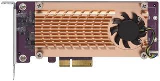 Tarjeta Qnap QM2-2P-244A dual M.2 22110/2280 PCIE ...