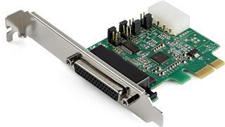 Tarjeta Startech PEX4S953 PCI-e 4puertos