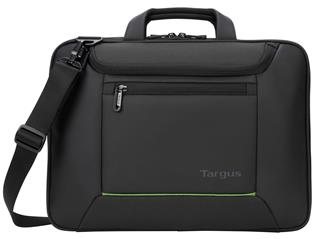 "MALETIN PORTATIL TARGUS BALANCE ECO SMART 14"" BRIEFCASE BLACK"