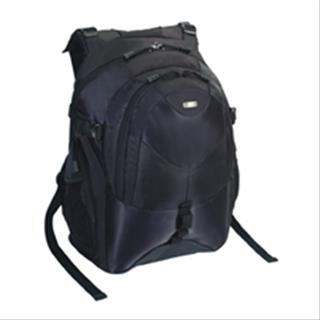 TARGUS CAMPUS N/BOOK BACKPAC BLACK     .
