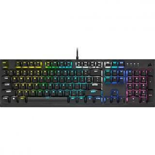 Teclado Corsair K60 RGB Pro Low Profile Gaming ...