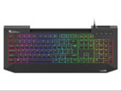 TECLADO GAMING GENESIS LITH 400 RGB SLIM SWITCH ...