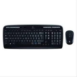 Teclado Logitech Wireless Desktop MK270 920-004509