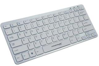 TECLADO USB PRIMUX K100 ULTRA THIN BLANCO         ...