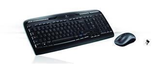 Teclado y Ratón Logitech Wireless Combo MK330