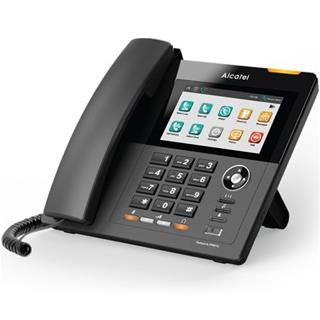 Teléfono Alcatel Temporis IP901G SIP POE negro