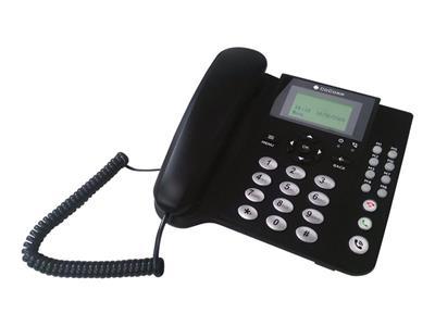 Teléfono Cocomm F300 fijo-móvil 2G/3G