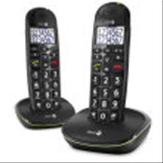TELEFONO FIJO DORO PHONE EASY 110 2 INALÁMBRICO ...