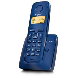 Teléfono Gigaset A120 Inalámbrico Azul