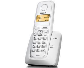 Teléfono Gigaset A120 Inalámbrico Blanco