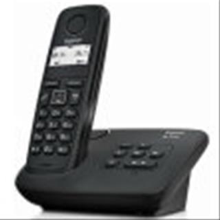 TELEFONO GIGASET AL 117A INALAMBRICO NEGRO