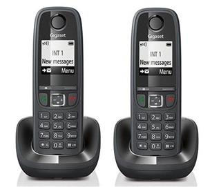 Telefono GIGASET AS405 DECT DUO