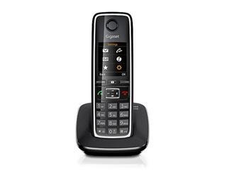 Teléfono Gigaset C530 Inalámbrico Negro