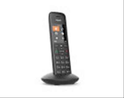 TELEFONO GIGASET C570HX INALAMBRICO DECT NEGRO IDENTIFICADOR LLAMADAS